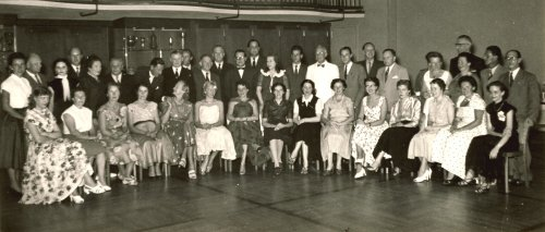 Trudi STV Kongress 1954